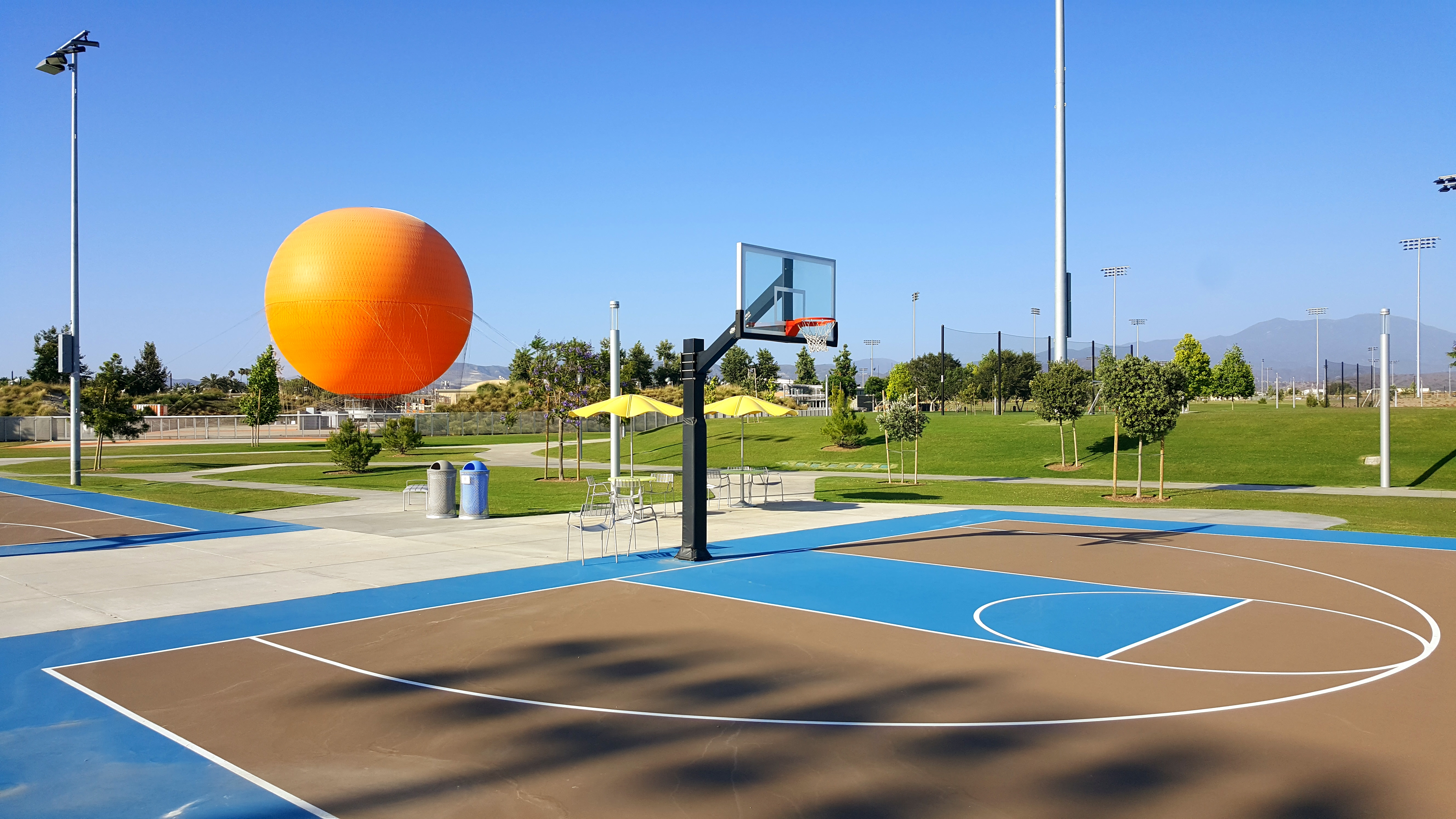 Sports Complex Facilities City Of Irvine