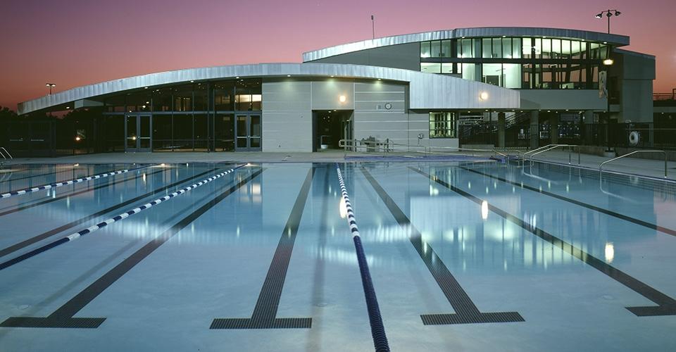 William J. Woollett Jr. Aquatics Center