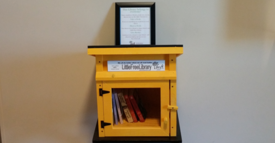 Little Free Libraries