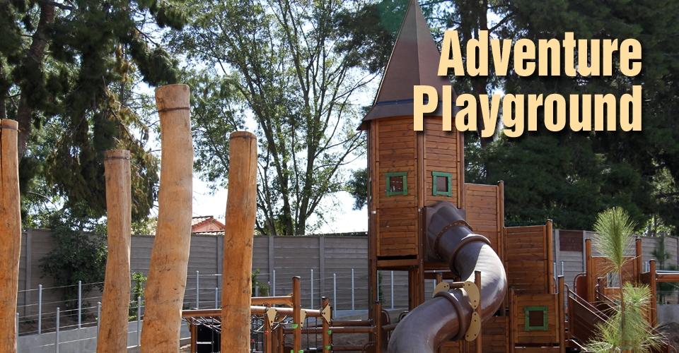 Adventure Playground Now Open