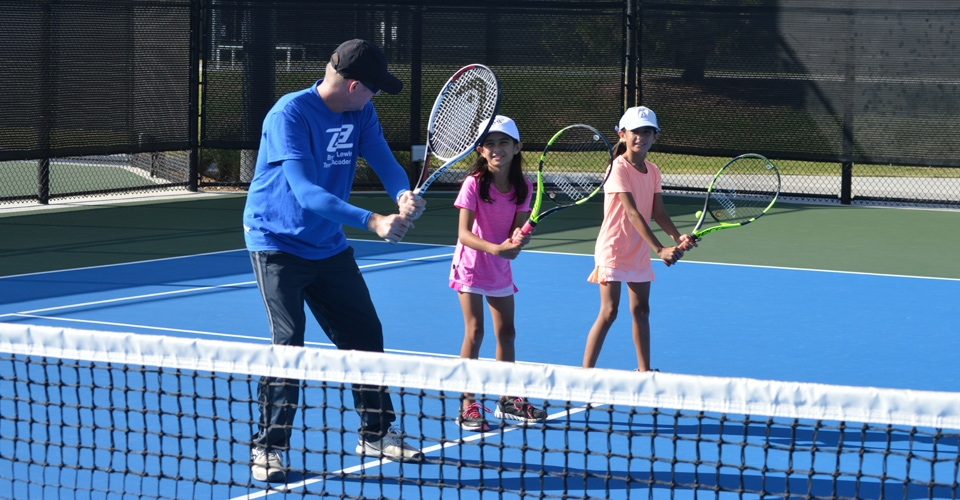 Youth Tennis Programs