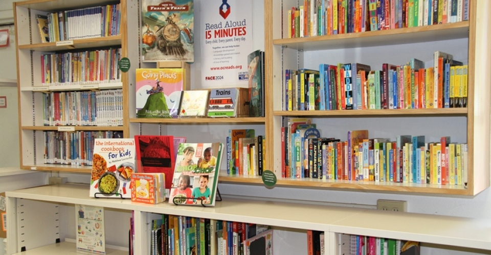 Child Resource Center - Lending Library