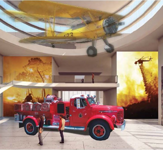 California Fire Museum and Safety Learning Center