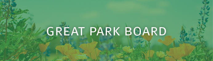 Links to web page of the Orange County Great Park Board of Directors
