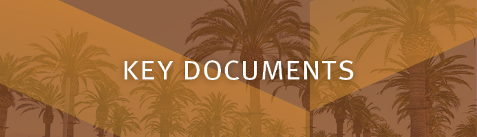 Links to key documents that have been utilized in the building of the Orange County Great Park