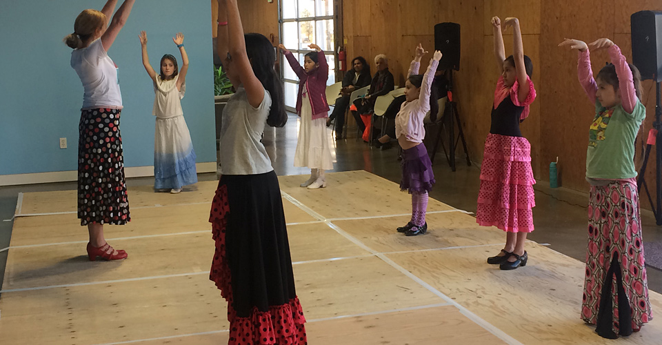 Flamenco for Youth