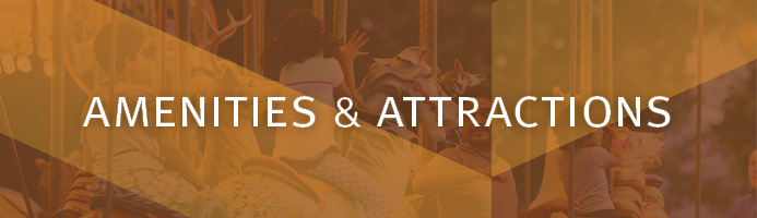 Amenities and Attractions