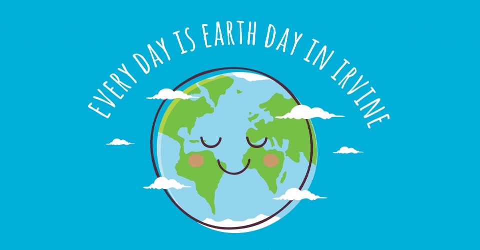 Earth Day 2021 City Of Irvine