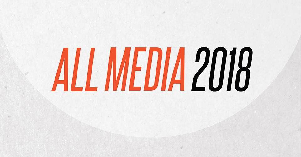 Upcoming Exhibition: All Media 2018