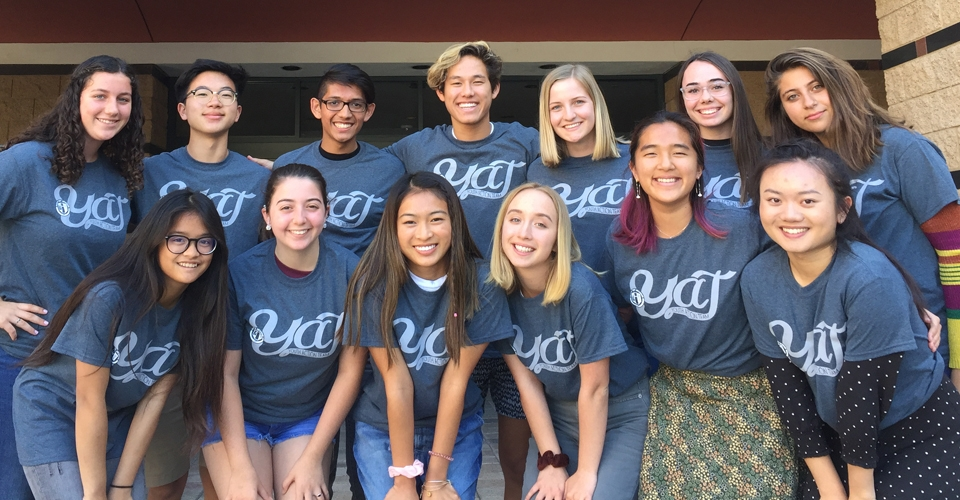 High School Youth Action Team | City of Irvine