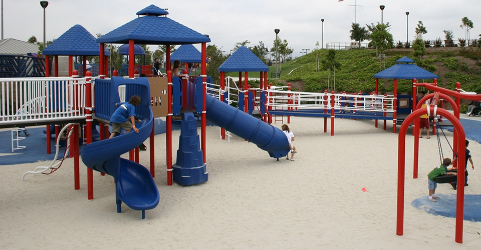 City Parks & Facilities