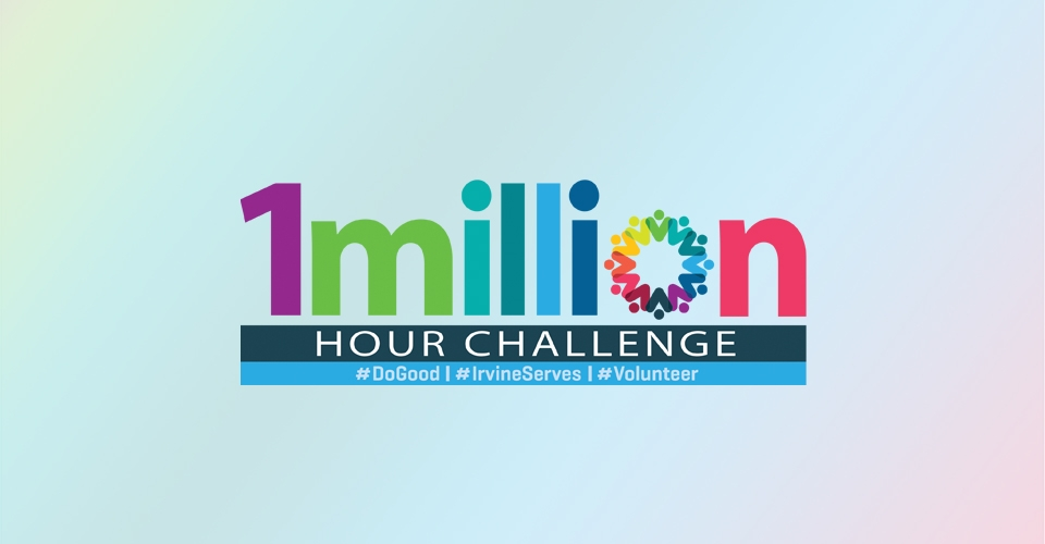 image displaying 1 million hour challenge logo