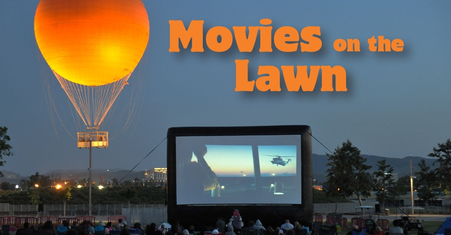 Movies on the Lawn 2016