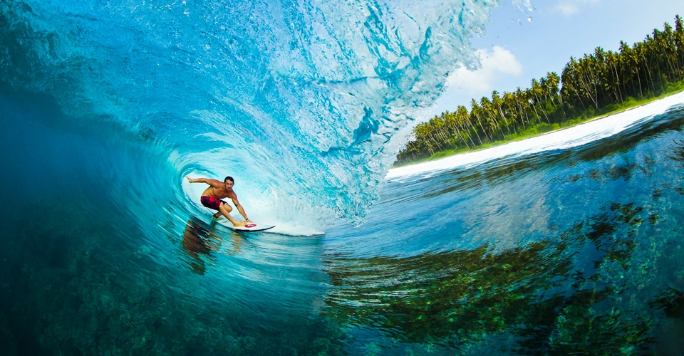 Surfing with Tom Carey Exhibition