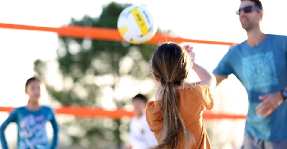 Youth Volleyball Lessons